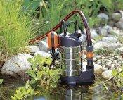 GARDENA Pompa do brudnej wody 20000 inox