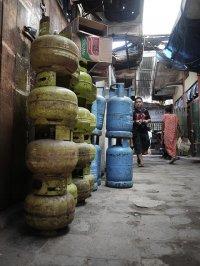 metalowe zbiorniki