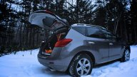 samochód zimą