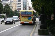 tył autobusu