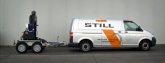 Mobilna prasa firmy Still